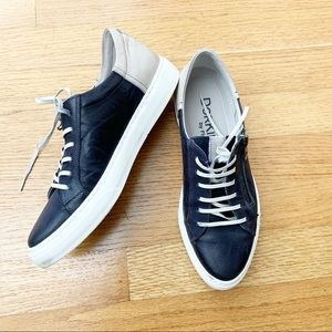 Dorking Renata Sneakers in Navy and Grey
